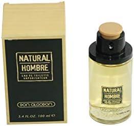Colonia Natural Hombre Don Algodón 100 ml con vaporizador [ DESCATALOGADA ]: Amazon.es: Belleza