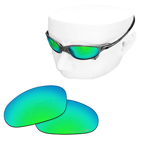 OOWLIT Replacement Lenses Compatible with Oakley Juliet, used for sale  Delivered anywhere in Canada
