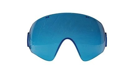 V-Force Morph / Shield Paintball Goggle Lens - Blue Mirror by Profile