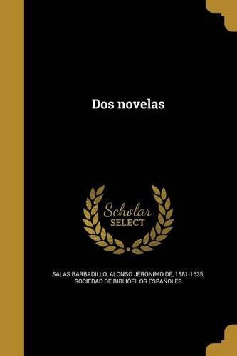 Download DOS Novelas (Spanish Edition) pdf