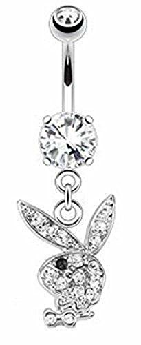 belly-button-ring-multi-paved-gems-on-playboy-bunny-dangle-316l-surgical-stee