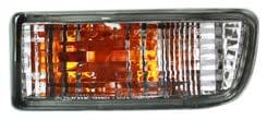 TYC 12-5113-00 Toyota 4 Runner Passenger Side Replacement Signal Lamp