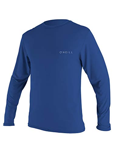 O'Neill Men's Basic Skins Upf 30 + Long Sleeve Sun Shirt