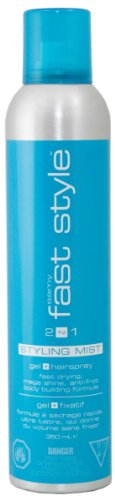 Samy rapide style Styling Gel Mist & Hairspray 10 oz