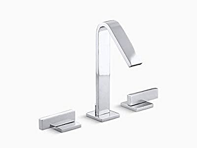Kohler Loure 8-Inch Widespread 2-Handle Bathroom Faucet