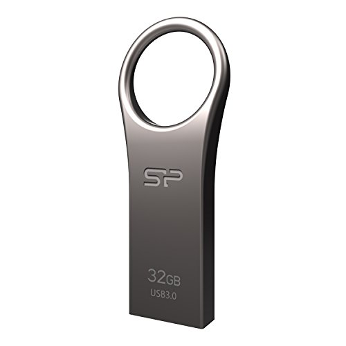 Silicon Power 32GB 2 Pack USB 3.0/3.1 Gen1 USB Flash Drive Jewel J80