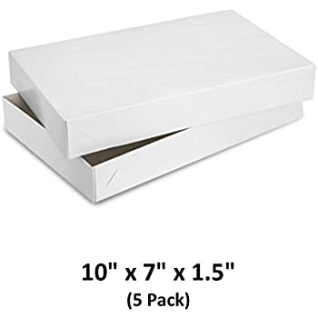 white gloss cardboard apparel decorative gift boxes with lids for clothing and gifts. Black Bedroom Furniture Sets. Home Design Ideas