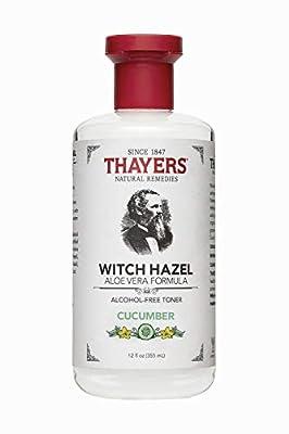 Thayer Cucumber Witch Hazel