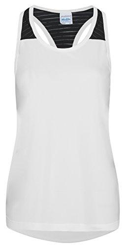 shirt Femme Uni Is We T Sport All De Do Blanc Arctique 8FqATx1wI