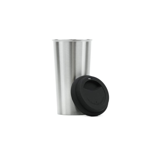 Stainless Steel - Hot or Cold Drink Tumbler - Double Wall In