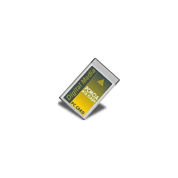 64MB ATA Flash PC Card (PCMCIA) (BWK) 1 Brand: Gigaram Connection: PCMCIA Connection: 24X