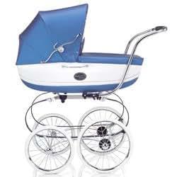 Amazon.com: Inglesina Classica bassinet – Blu Perlage: Baby