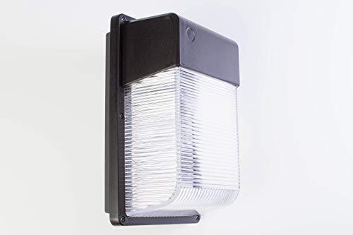 LEDUPDATES LED Wall Security Light Wall Pack Outdoor 28w ETL Listed 5000k Daylight white 2380 Lumen for front door, Landscape Backyard Wall lighting, garage, garden, flood area -