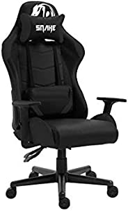 Cadeira Gamer Krait Snake Gaming Reclinável B88 Preta