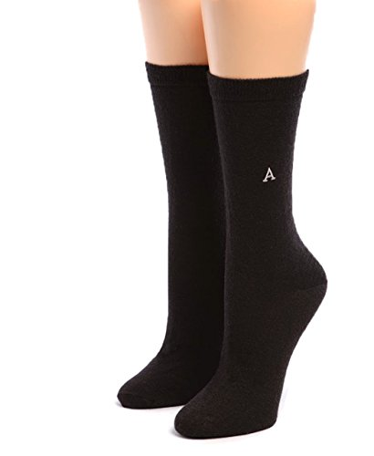 Warrior Alpaca Socks – Women's Trouser Alpaca Socks Black M