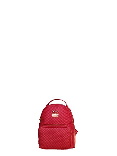 VS7728 MYTWIN MYTWIN BY TWINSET A BORSA BY ROSSO ZAINO DONNA wHwq4rzZ