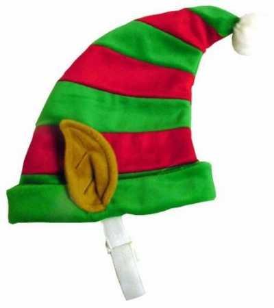 Outward Hound Kyjen  PP01870 Elf Hat Dog Holiday Accessory, Large, Green by Kyjen