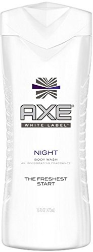 Axe White Label Body Wash, Night 16 oz Pack of 6