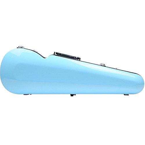 Fiberglass Violin Case Full Size (Sky Blue) by STRING HOUSE (Image #1)