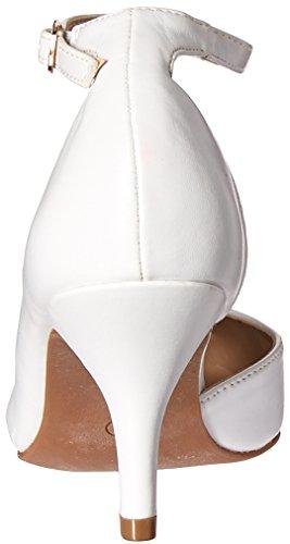 Dream Women's Ideal Pump White Polyurethane 3vsGytpi