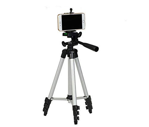RPMSD 3110 Tripod Camera Stand/Mobile Stand for TIKTOK YouTube Family Kids Picnic Video Recording