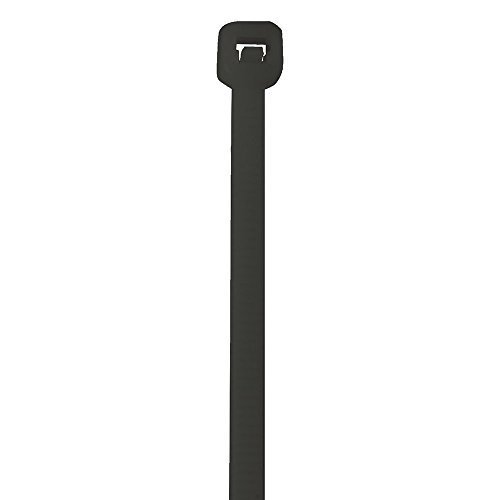 Aviditi CTUV1540 40# UV Cable Ties 15 Black (Pack of 1000) [並行輸入品]   B075Q6Z894