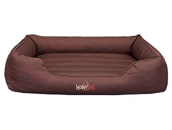 Hobbydog - Cama para Perro, Marrón, XL (82x62x24 cm): Amazon.es: Productos para mascotas