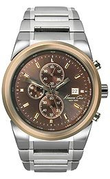 Kenneth Cole New York Chronograph Two-Tone Men
