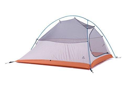 Naturehike 3 personnes en plein air Camping Double-couche Tente Ultralight Tente /étanche