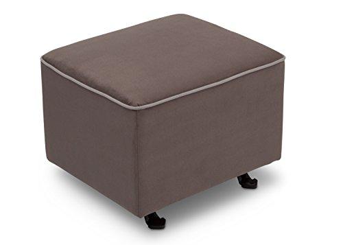 Microfiber Chair Ottoman - 8