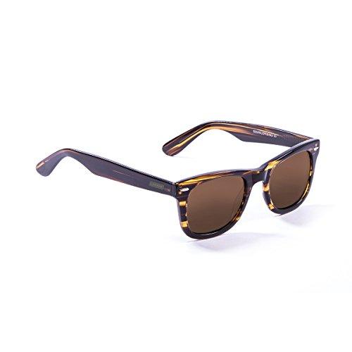 Lenoir Eyewear LE59000.9 Lunette de Soleil Mixte Adulte, Marron