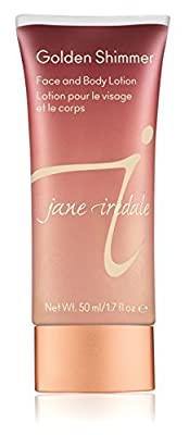 Golden Shimmer Face and Body Lotion, 1.7 fl. oz.
