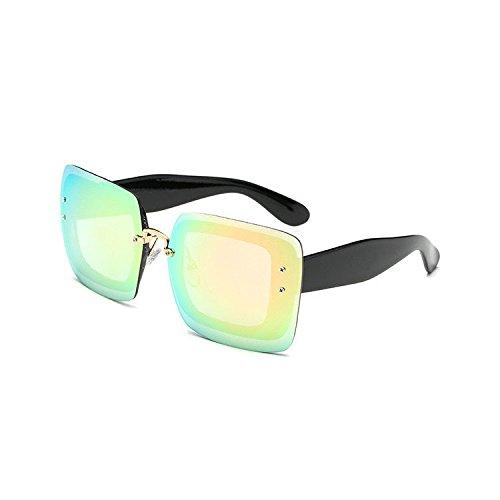 de Regalos Marco Estados Gafas Generoso de los de Axiba Sol Sol los Gafas Hombres película Espejo Moda creativos N Marea Retro de Mercurio la Cientos de y Superficial Europa E y Wome Z0xC4