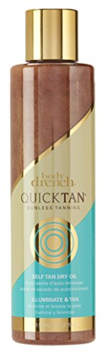 Body Drench Quick Tan Dry Oil 7.2 Ounce (213ml) (2 Pack)