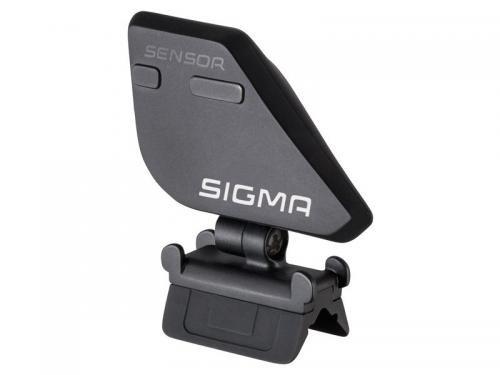 Sigma 47177 Emisor STS de Cadencia, Unisex Adulto, Negro, Talla Única 00162
