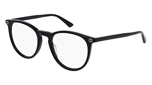 Gucci Women's Gg0027o 50Mm Optical Glasses ()