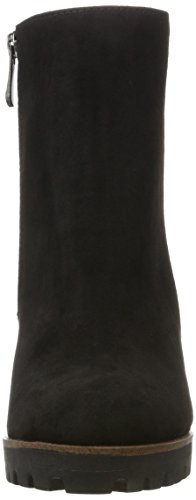 Negro Black Botas Tozzi 25403 Marco para Mujer Comb qFXYnAw