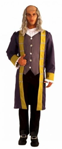 [Costumes for all Occasions FM65926 Ben Franklin Adult] (Ben Franklin Adult Mens Costumes)