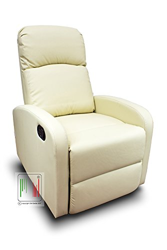 Poltrone Relax.Stil Sedie Poltrona Reclinabile Recliner Con Tre Livelli Di