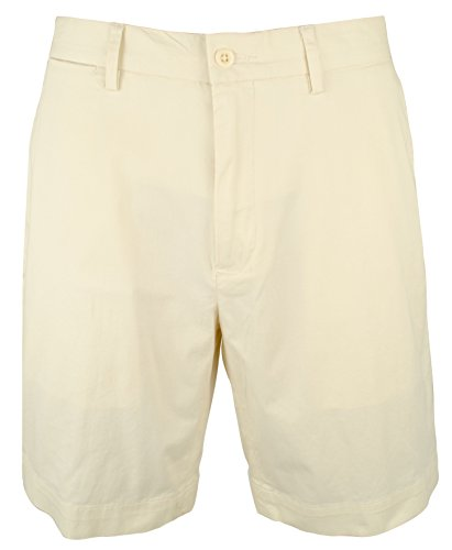Polo Ralph Lauren Mens Stretch Classic Fit Chino Shorts (40, Frontier (Polo Ralph Lauren Khaki Shorts)