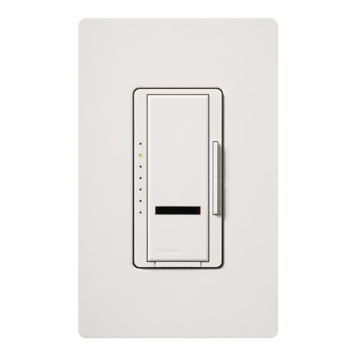 Lutron Lutron MIRELV-600M-SW Maestro IR 600-Watt Multi-Location Electronic Low-Voltage Dimmer, Snow by Lutron