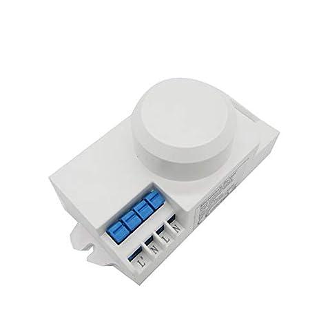 Bombillas led Interruptor de inducción de microondas de 220V ...