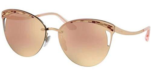 Gafas de Sol Bvlgari SERPENTEYES BV 6110 Rose Gold Rose Gold Mujer  Amazon. es  Ropa y accesorios 210910800f71