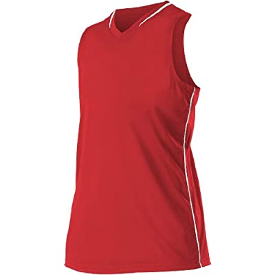 Alleson Girl's Racerback Fastpitch Jersey