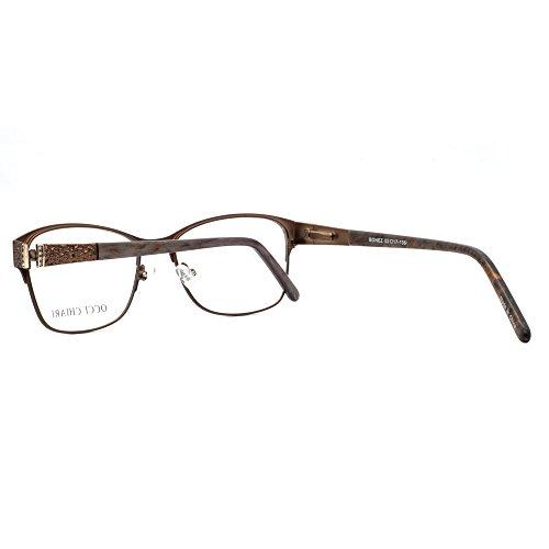 1f976089c1411a ... OCCI CHIARI - Monture de lunettes - Femme Taille unique Marron