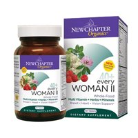 New Chapter Every Woman II Multivitamins