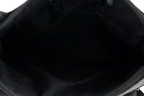 Zeckos, Borsa a tracolla donna nero Black