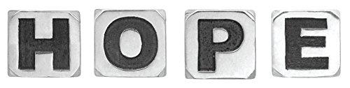 Harley-Davidson .925 Silver H-D Pink Label Ride HOPE Set Of 4 Ride Beads