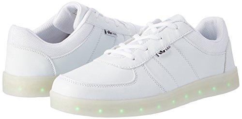 Disco Erwachsene Weiss Unisex Weiß Lico Sneaker qgEwTH