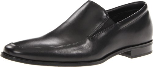 Gordon Rush Men's Elliot Slip-On,Black Leather,8 M US by Gordon Rush